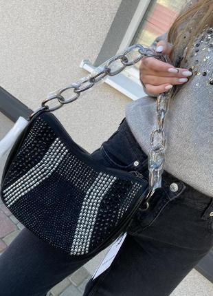 Новая сумочка сумка италия alex max made in italy mango