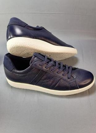 Жіночі шкіряні кросівки кеди ecco р. 38, 404 фото