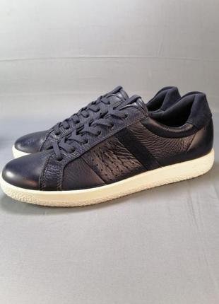 Жіночі шкіряні кросівки кеди ecco р. 38, 403 фото