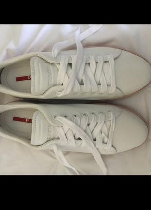Новые кроссовки prada