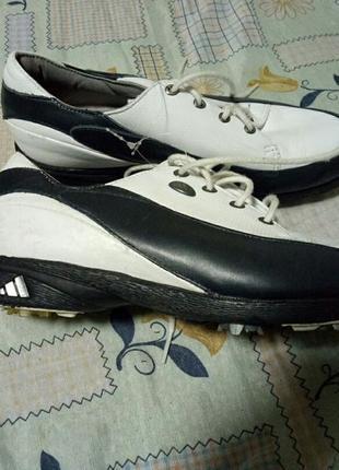 Туфли для гольфа, ст.24см,adidas, к-12