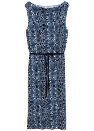 Новое брендовое платье в оригинальный принт