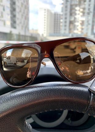 Polar 6661b. распродажа!!!polaroid, поляризационные очки, женские. оригинал.