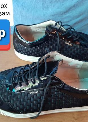 Туфли кроссовки geox