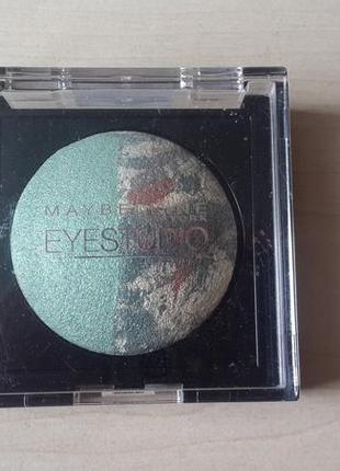 Тени для век maybelline eyestudio