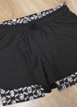 Спортивные шорты с лосинами/2 в 1 от немецкого бренда extend