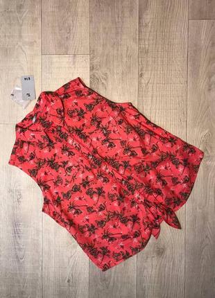 Красивая блуза 100% хлопок