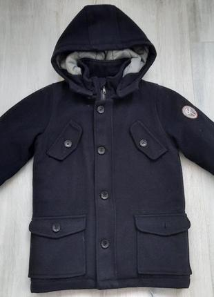 Шерстяне пальто chicco