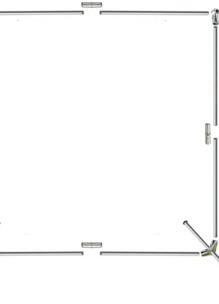 Прес волл каркас для фотозони конструкция стойка джокер бренд wall