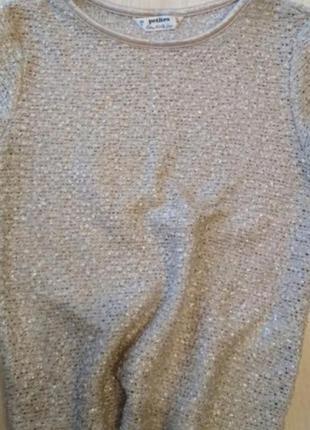 Блуза топ сетка