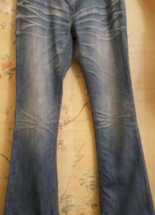 Стильные джинсы monton р.29
