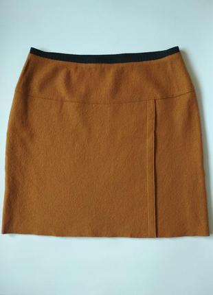 Шикарная шерстяная юбка от marc cain