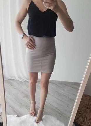 Идеальная юбка missguided рр xs-s