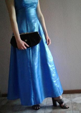 Шикарное платье для выпускного вечера