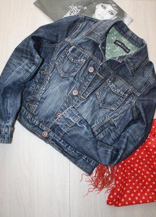 Стильная джинсовая куртка,жакет house of denim