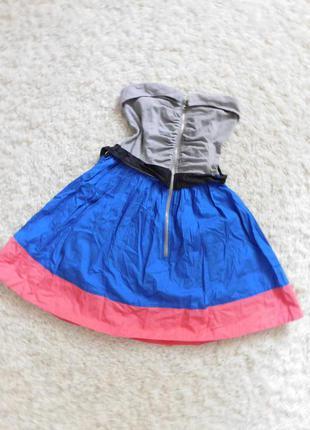 Платье бюстье размер s