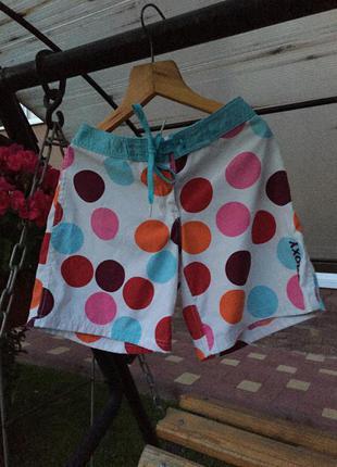 Плавальні шорти roxy