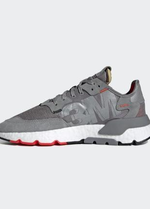 Оригинальные мужские кроссовки. adidas nite jogger.3m ee5869