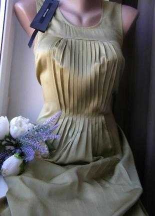 Autograph платье миди s-m размер