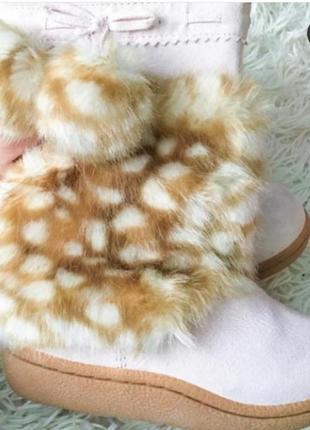 Эфектные сапожки на весну 26 размер(16см по стельке)