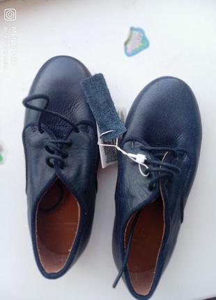 Zara новые зара туфли. туфельки кожаные