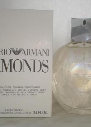 Armani diamonds, 100 мл