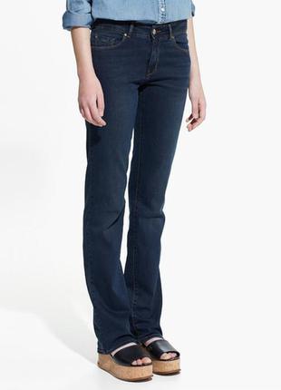 Крутые джинсы mango bootcut christy