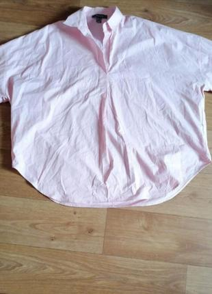 Рубашка over size