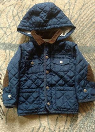 Куртка стьогана