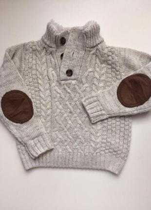 Стильный свитерок на модника
