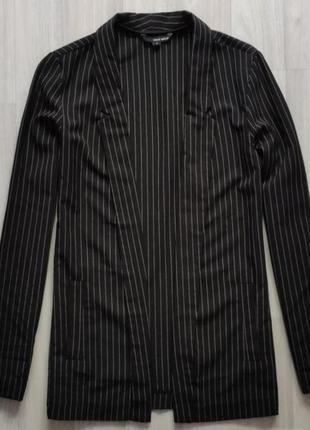 Пиджак жакет піджак в полоску