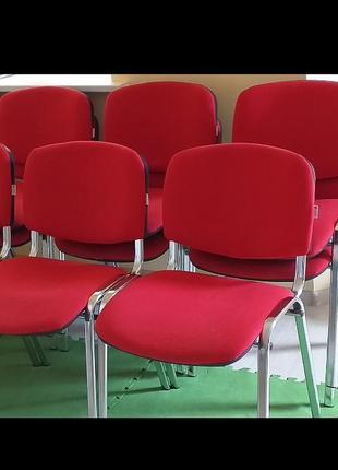 Крісла нові iso хром!