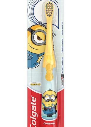 Дитяча електрична зубна щітка colgate