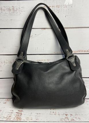 Cromia шикарная сумка из натуральной кожи. италия