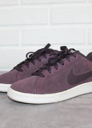 Nike оригинальные замшевые кроссовки 36 размер