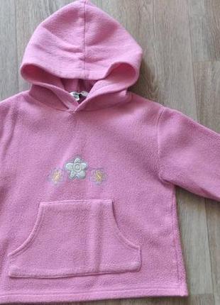 Классная кенгурушка для девочки бренда teddy togs