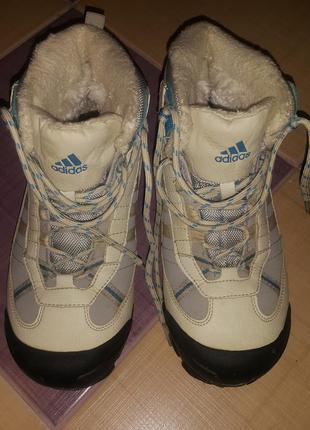 Зимние кроссовки, ботинки adidas 37 p.