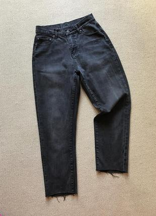 Крутейшие джинсы посадка на талии