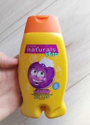 Дитячий шампунь