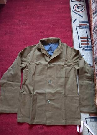 Спецодежда, куртка рабочая пропитка