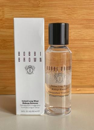 Bobbi brown средство для удаления водостойкого макияжа