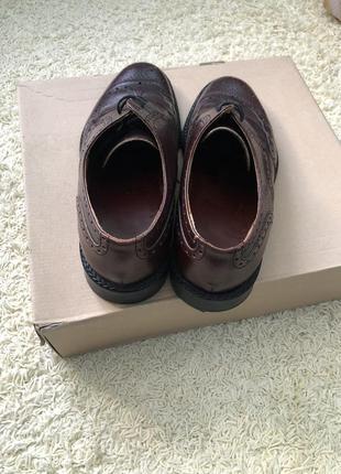 Туфли 👞 vero cuoio кожаные!4 фото