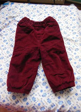 Теплі штанці