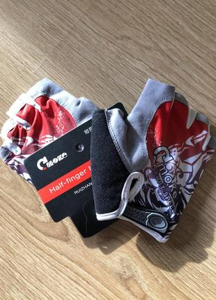 Перчатки для велосипеда