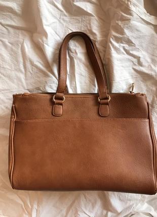 Стильная сумка портфель