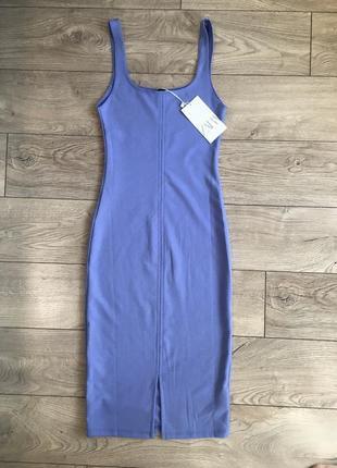 💙очень красивое платье плаття сарафан zara xxs xs s