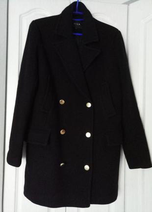 Кашемировое пальто vila.