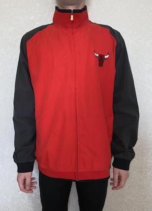 Мужская куртка chicago basketball adidas
