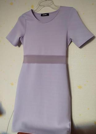 Нежное платье missguided