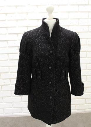 Пальто демисезон в составе есть кашемир